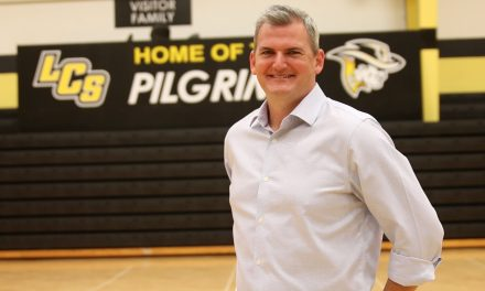Jason Crawford ('97) – A Pilgrim in the World