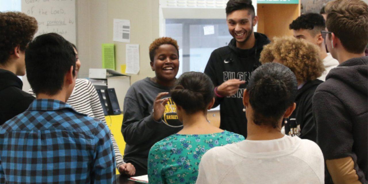 LCS Multicultural Club: Towards True Community