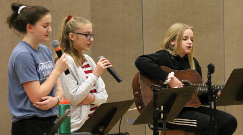 Preparing the Next Generation of Worship Leaders