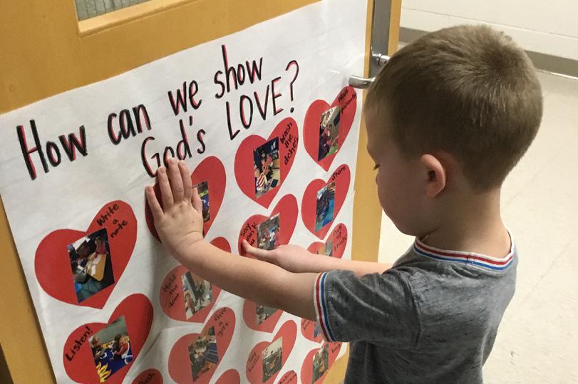 A Teacher's Deep Hope for Students
