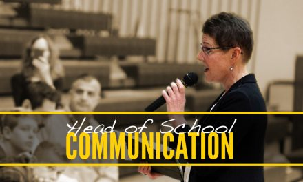 Head of School Communication
